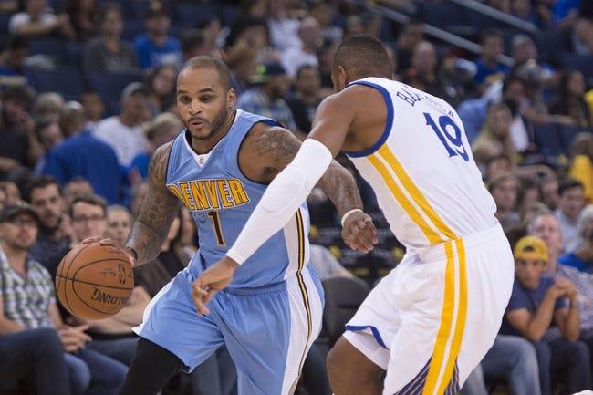 Nuggets at Warriors - 11/6/15 NBA Pick, Odds, and Prediction