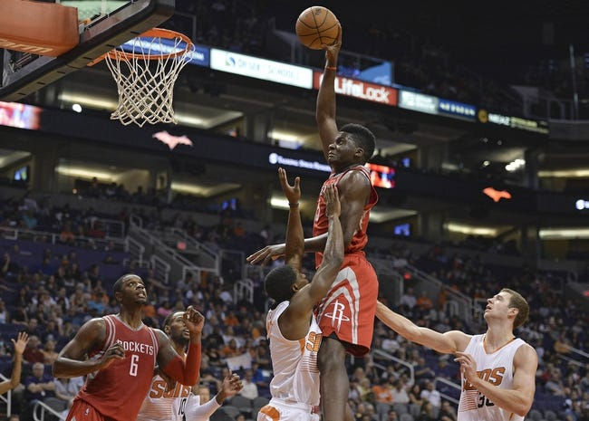 Phoenix Suns vs. Houston Rockets - 2/4/16 NBA Pick, Odds, and Prediction