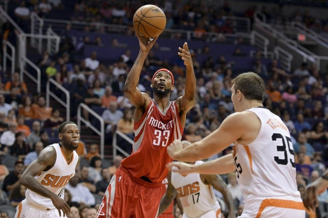 Rockets at Suns - 2/4/16 NBA Pick, Odds, and Prediction