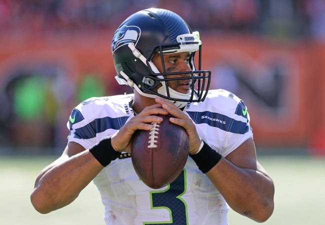 Panthers at Seahawks - 10/18/15 NFL Pick, Odds, and Prediction