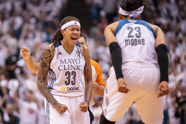 Chicago Sky vs. Minnesota Lynx - 7/5/16 WNBA Pick, Odds, and Prediction