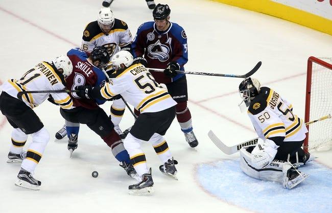 Boston Bruins vs. Colorado Avalanche - 11/12/15 NHL Pick, Odds, and Prediction