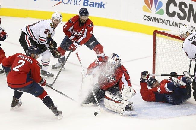 Blackhawks vs. Capitals - 2/28/16 NHL Pick, Odds, and Prediction