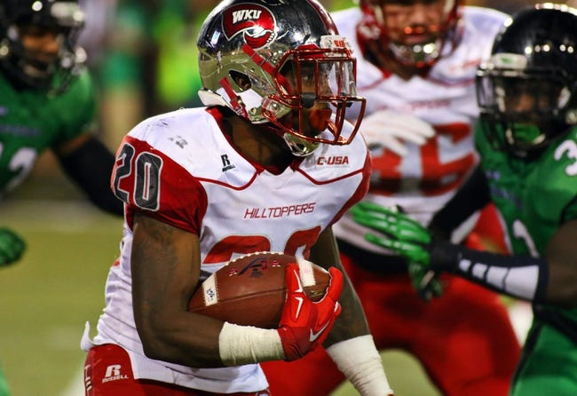 CFB | Rice Owls (0-0) at WKU Hilltoppers (0-0)
