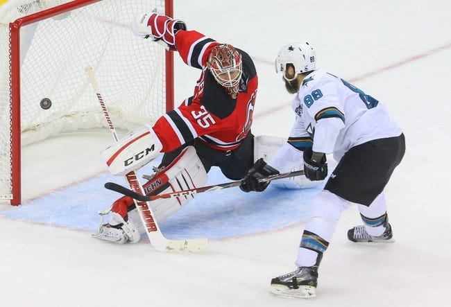 Sharks vs. Devils - 3/10/16 NHL Pick, Odds, and Prediction