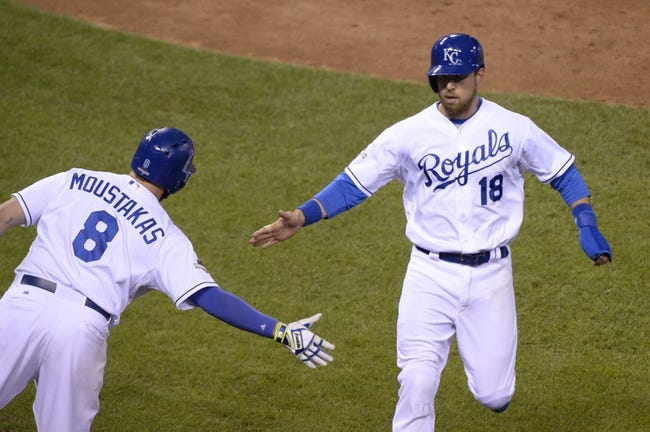 Kansas City Royals vs. Toronto Blue Jays ALCS Game 2 - 10/17/15 MLB Pick, Odds, and Prediction