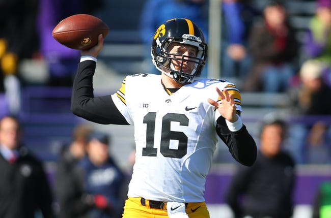 Iowa vs. Maryland - 10/31/15 College Football Pick, Odds, and Prediction