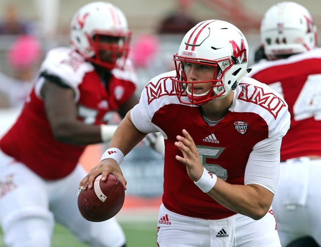 Buffalo at Miami (Ohio) - 10/29/15 College Football Pick, Odds, and Prediction