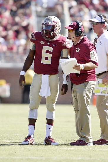 Georgia Tech Yellow Jackets vs. Florida State Seminoles - 10/24/15 College Football Pick, Odds, and Prediction