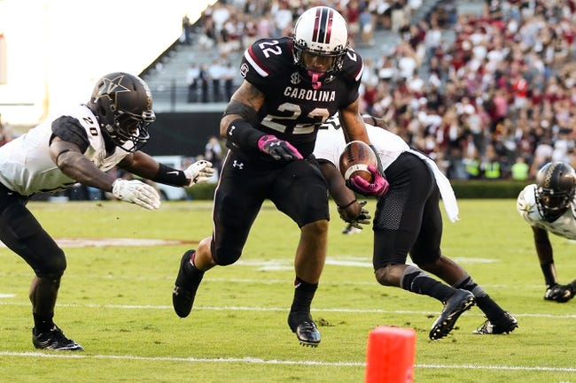 Appalachian State Mountaineers vs. Troy Trojans - 10/31/15 College Football Pick, Odds, and Prediction