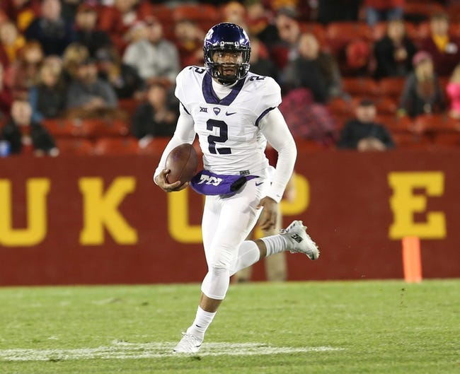 CFB | West Virginia Mountaineers (3-3) at TCU Horned Frogs (7-0)