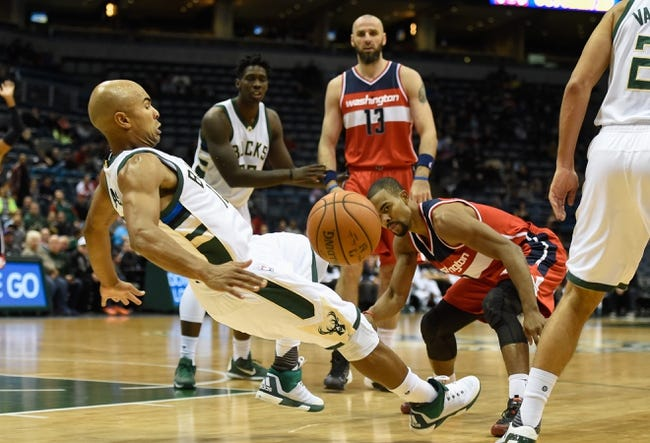Milwaukee Bucks vs. Washington Wizards - 10/30/15 NBA Pick, Odds, and Prediction
