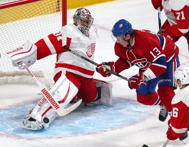 Detroit Red Wings vs. Montreal Canadiens - 12/10/15 NHL Pick, Odds, and Prediction