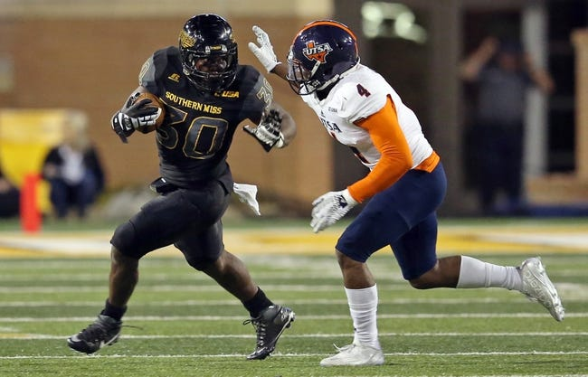 CFB | Southern Miss Golden Eagles (3-1) at UTSA Roadrunners (1-3)