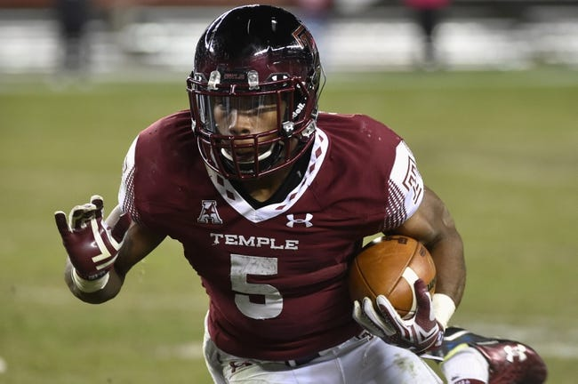 CFB | Memphis Tigers (8-2) at Temple Owls (8-2)