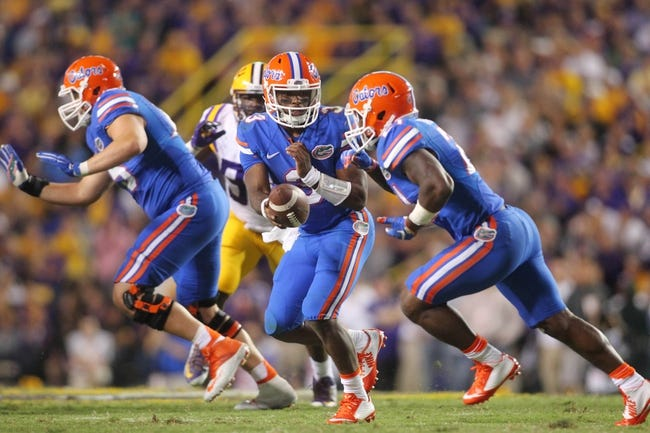 Florida Gators vs. Georgia Bulldogs - 10/31/15 College Football Pick, Odds, and Prediction