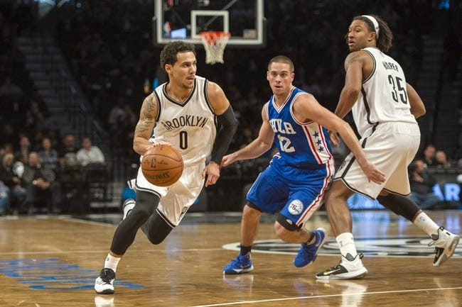 76ers at Nets - 12/10/15 NBA Pick, Odds, and Prediction