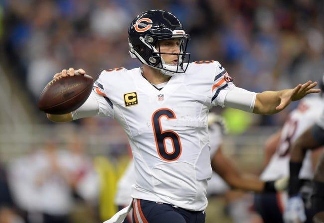 Bears vs. Vikings - 11/1/15 NFL Pick, Odds, and Prediction