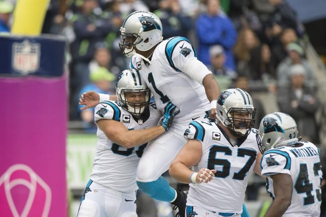Panthers vs. Eagles - 10/25/15 NFL Pick, Odds, and Prediction