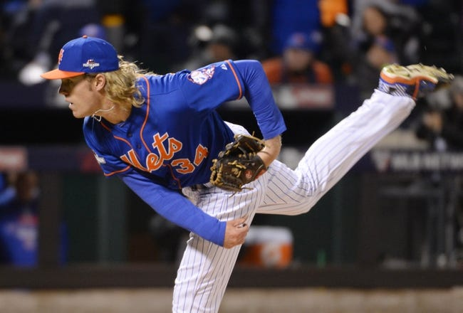 Royals at Mets - 10/30/15 World Series Game Three Pick, Odds, and Prediction