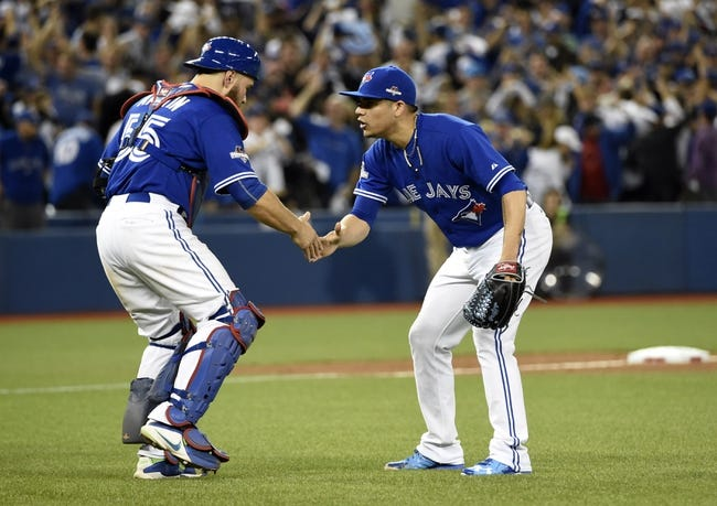 Toronto Blue Jays vs. Kansas City Royals ALCS Game 4 - 10/20/15 MLB Pick, Odds, and Prediction