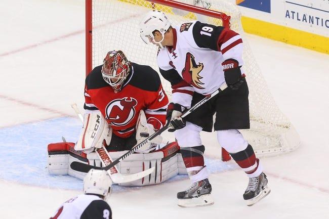 Coyotes vs. Devils - 1/16/16 NHL Pick, Odds, and Prediction