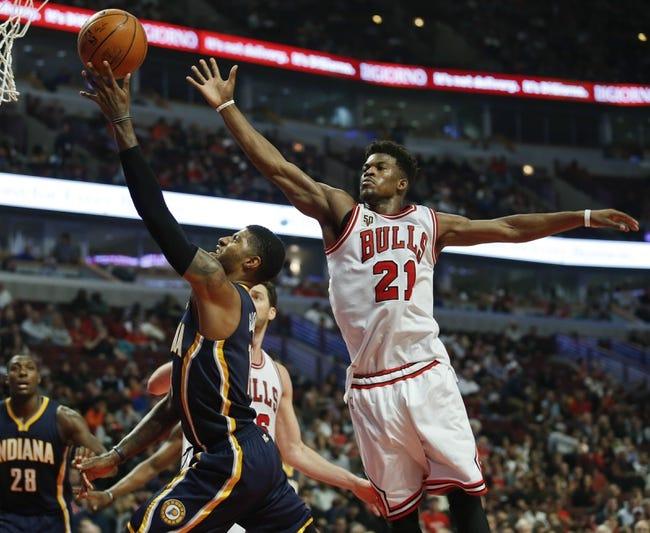 Pacers at Bulls - 11/16/15 NBA Pick, Odds, and Prediction