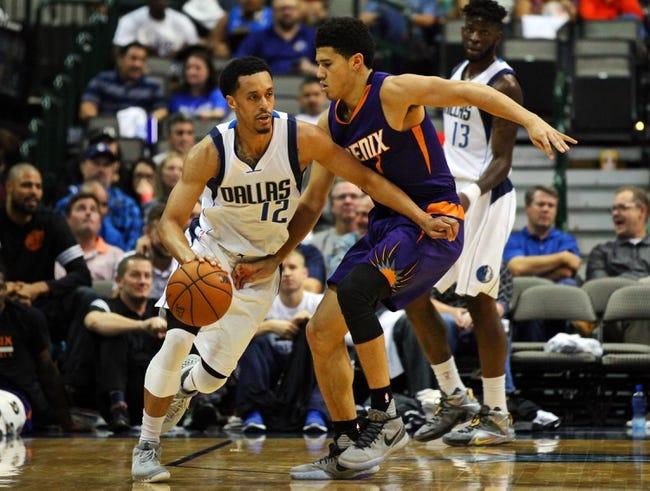 Suns vs. Mavericks - 10/28/15 NBA Pick, Odds, and Prediction