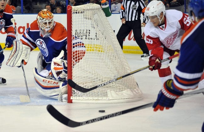 Detroit Red Wings vs. Edmonton Oilers - 11/27/15 NHL Pick, Odds, and Prediction