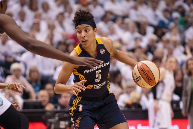 Washington Mystics vs. Atlanta Dream - 6/5/16 WNBA Pick, Odds, and Prediction