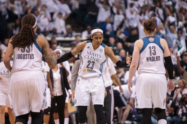 Los Angeles Sparks vs. Minnesota Lynx - 10/9/16 WNBA Finals Game One Pick, Odds, and Prediction