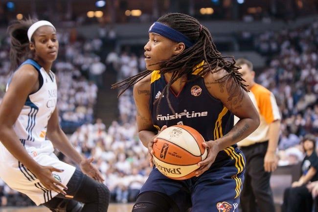 Indiana Fever vs. New York Liberty - 7/21/16 WNBA Pick, Odds, and Prediction