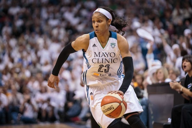 Phoenix Mercury vs. Minnesota Lynx - 9/28/16 WNBA Game One Pick, Odds, and Prediction