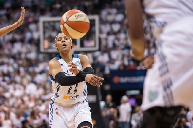 Connecticut Sun vs. Minnesota Lynx - 9/4/16 WNBA Pick, Odds, and Prediction