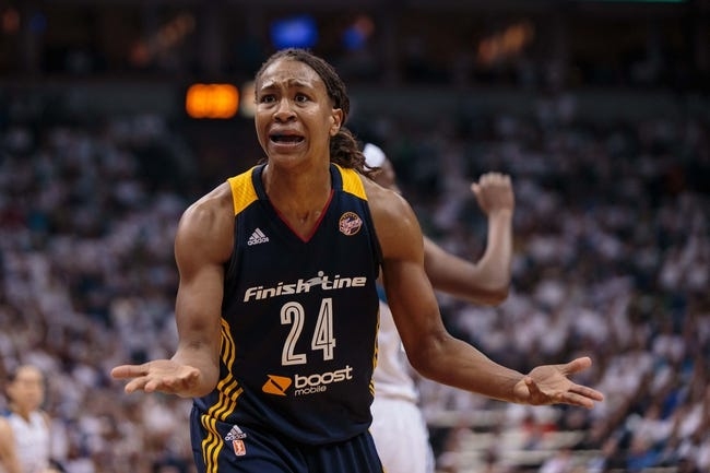 Seattle Storm vs. Indiana Fever - 6/12/16 WNBA Pick, Odds, and Prediction