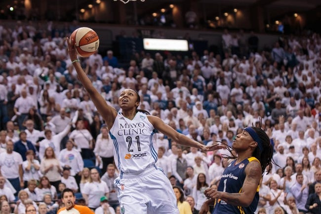 Seattle Storm vs. New York Liberty - 7/6/16 WNBA Pick, Odds, and Prediction