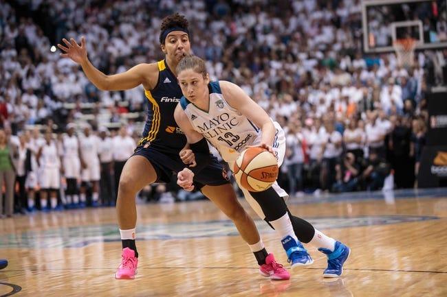 Dallas Wings vs. Atlanta Dream - 7/22/16 WNBA Pick, Odds, and Prediction