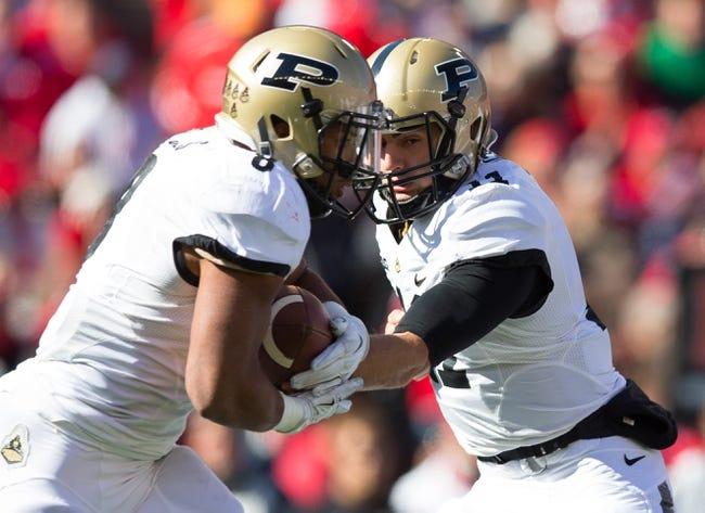 Purdue vs. Illinois - 11/7/15 College Football Pick, Odds, and Prediction