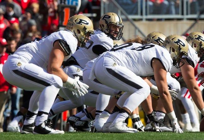 Purdue vs. Nebraska - 10/31/15 College Football Pick, Odds, and Prediction