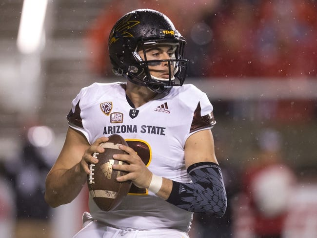 Oregon at Arizona State - 10/29/15 College Football Pick, Odds, and Prediction