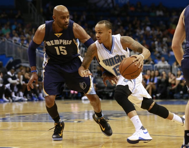 Magic at Grizzlies - 1/25/16 NBA Pick, Odds, and Prediction