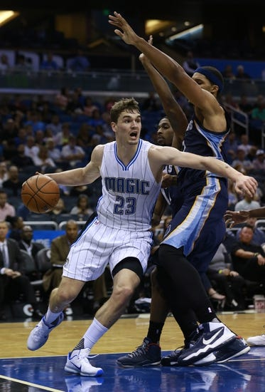 Memphis Grizzlies vs. Orlando Magic - 1/25/16 NBA Pick, Odds, and Prediction