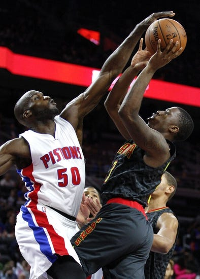 Atlanta Hawks vs. Detroit Pistons - 10/27/15 NBA Pick, Odds, and Prediction