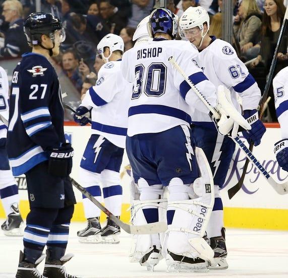 Tampa Bay Lightning vs. Winnipeg Jets - 2/18/16 NHL Pick, Odds, and Prediction