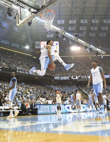 Temple Owls vs. North Carolina Tar Heels - 11/13/15 College Basketball Pick,