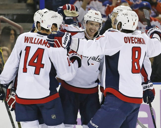 Washington Capitals vs. Edmonton Oilers - 11/23/15 NHL Pick, Odds, and Prediction