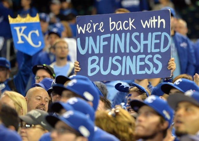 Kansas City Royals vs. New York Mets Wold Series Game 1 - 10/27/15 MLB Pick, Odds, and Prediction