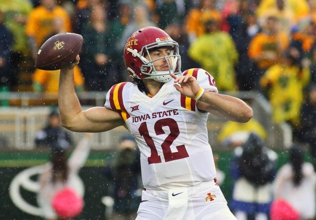 CFB | Texas Longhorns (3-4) at Iowa State Cyclones (2-5)