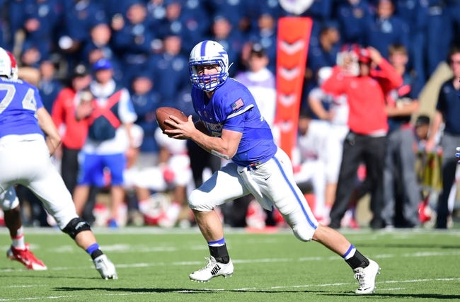 CFB | Air Force Falcons (7-3) at Boise State Broncos (7-3)