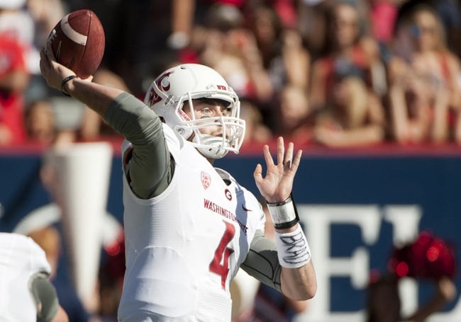 Stanford at Washington State - 10/31/15 College Football Pick, Odds, and Prediction